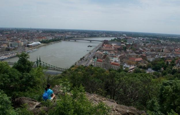 Budapest Gellert Hill 2